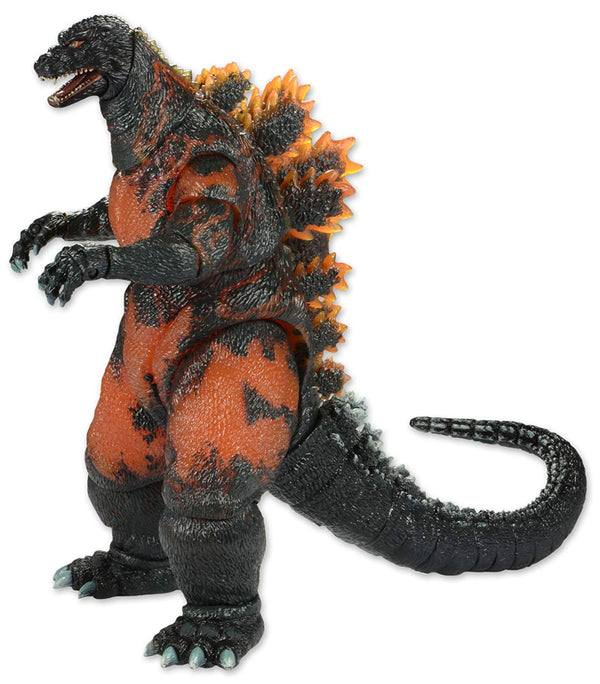 Burning Godzilla Head to Tail Classic 1995 Action Figure, 12""