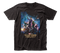 Guardians of the Galaxy Movie Poster T-Shirt - Kryptonite Character Store