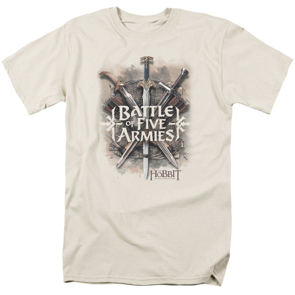 The Hobbit: The Battle of the Five Armies Officially Licensed T-shirt - Kryptonite Character Store