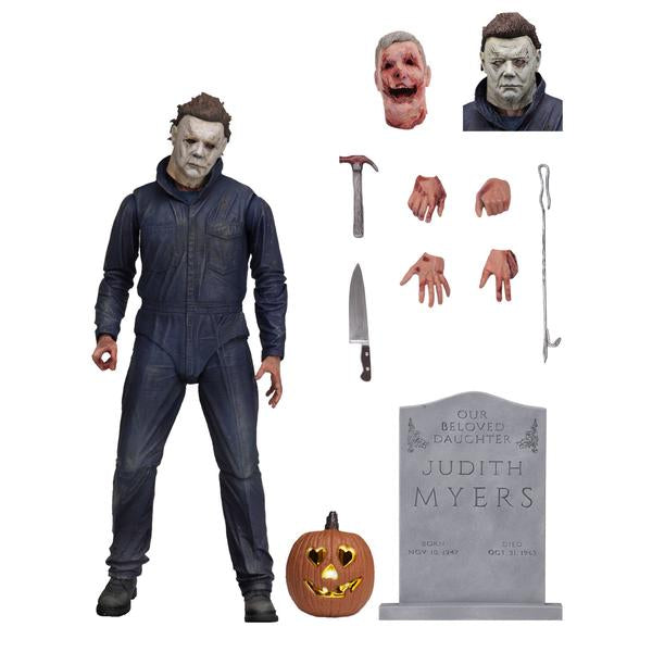 Halloween (2018) – 7″ Scale Action Figure – Ultimate Michael Myers - Kryptonite Character Store