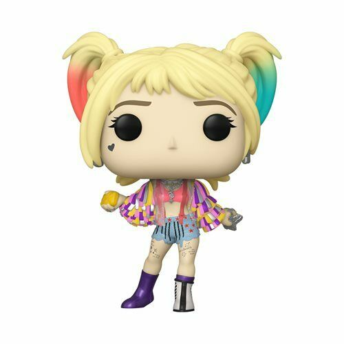 Birds Of Prey Harley Quinn Caution Tape Funko Pop