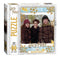 "Harry Potter ""Christmas at Hogwarts"" 550 Piece Puzzle"