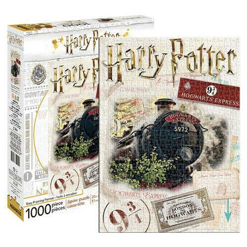 Harry Potter Howarts Express 1000pc Jigsaw Puzzle - Kryptonite Character Store