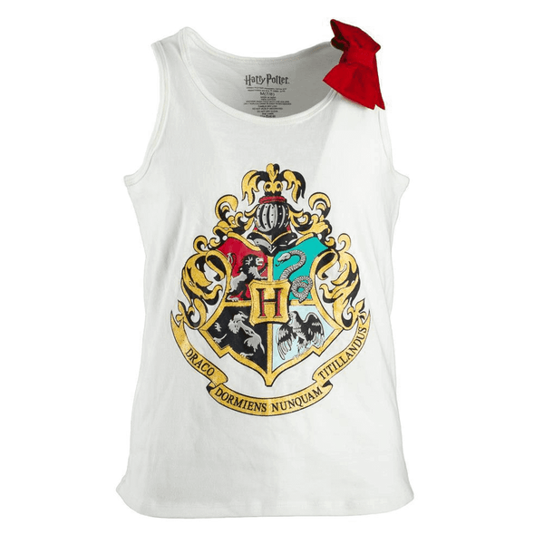 Harry Potter Hogwarts Youth Tank Top - Kryptonite Character Store