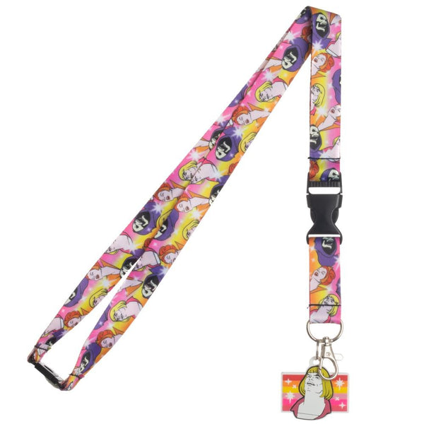 He-Man Meme Lanyard - Kryptonite Character Store