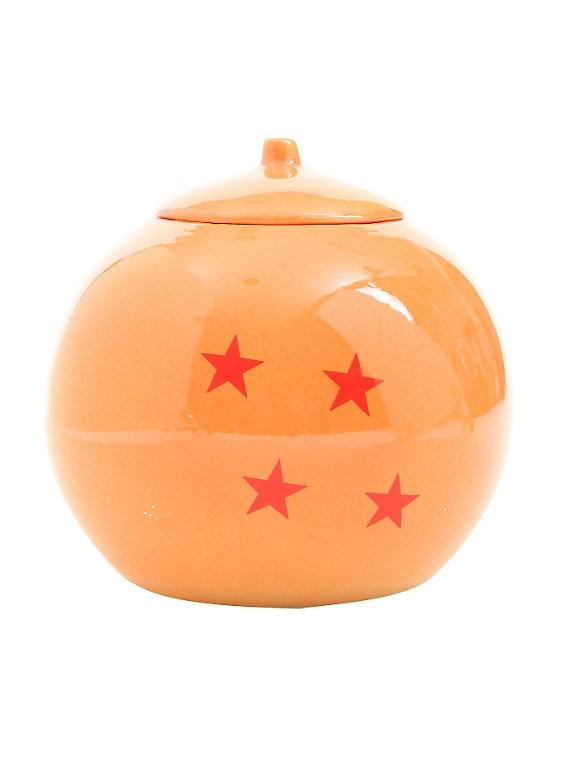 Dragon Ball Z Four Star Dragon Ball Cookie Jar - Kryptonite Character Store