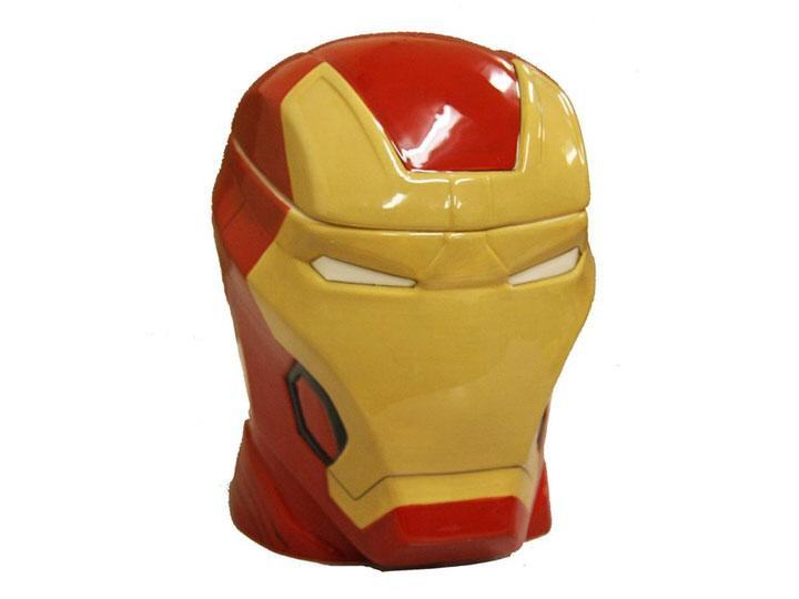 Avengers Age of Ultron Iron Man Cookie Jar - Kryptonite Character Store
