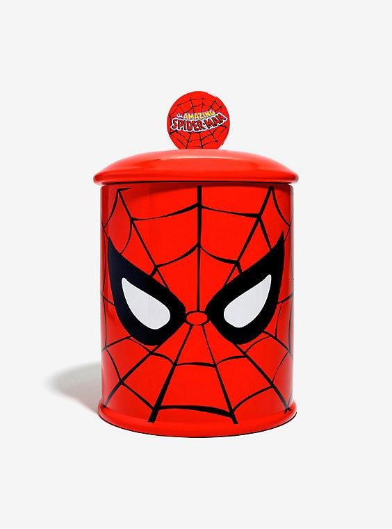 Marvel Spider-Man Cookie Jar *CLEARANCE*