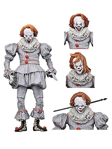 "IT - 7"" Scale Action Figure - Ultimate Well House Pennywise (2017)"