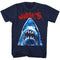 Jaws - Movie Classic Adult Fitted Jersey T-shirt