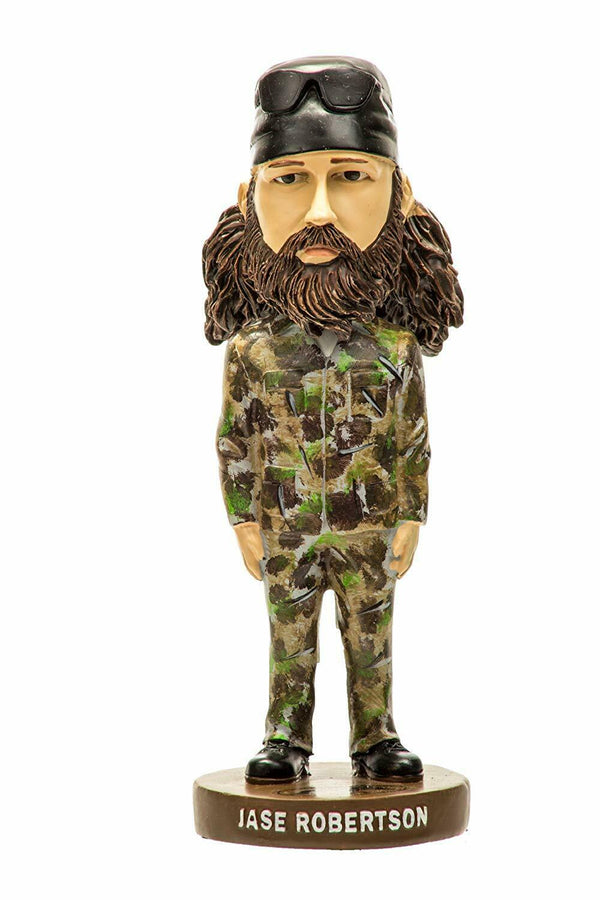 Duck Dynasty Jase Bobble Head - Kryptonite Character Store