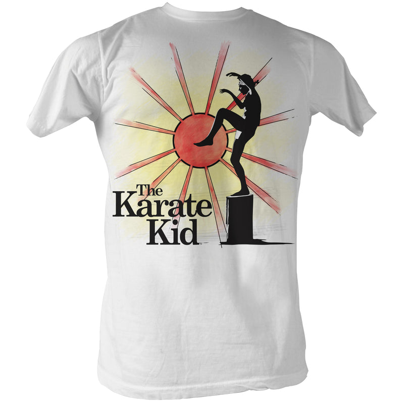 Karate Kid American Classics Adult T-shirt