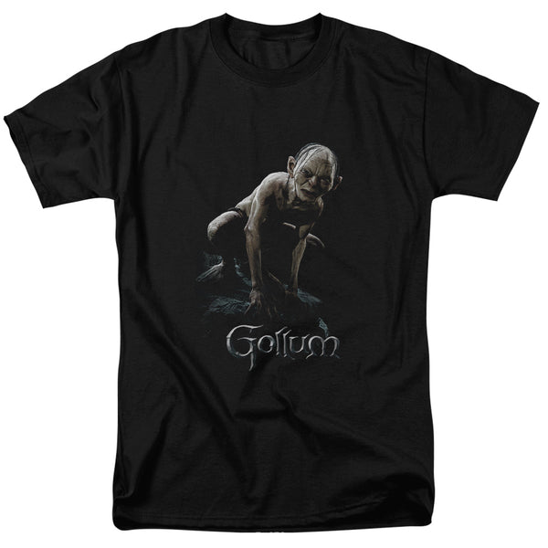Trevco Lord of The Rings  Gollum Short Sleeve Officially Licensed T-Shirt