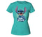 "Disney ""Lilo & Stitch"" - Fitted Crew Women T-Shirt"