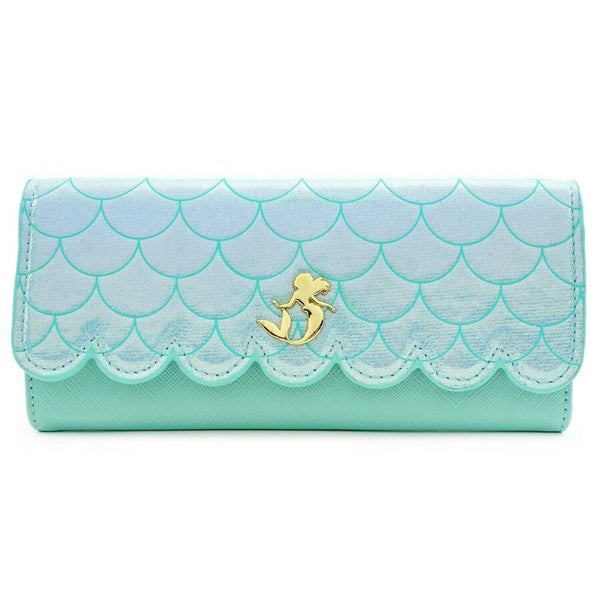 Disney Little Mermaid Ariel Waves Wallet