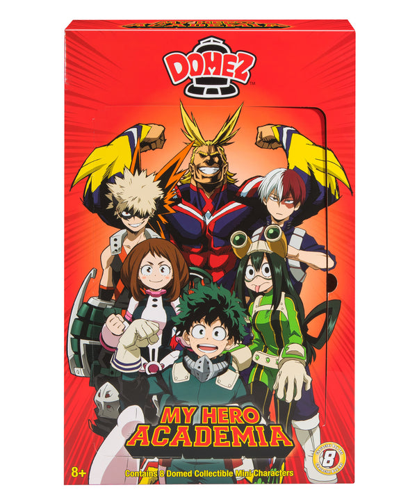 My hero Academia Domez Blind Bag Collectible Set Mini Figures - Kryptonite Character Store