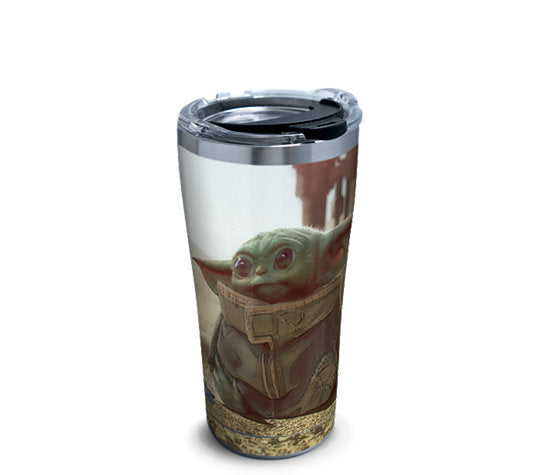 The Mandalorian The Child Stainless Steel Tervis Cup