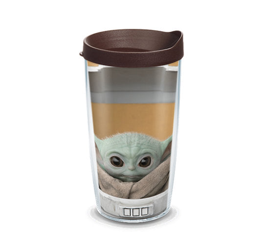 The Mandalorian The Child Stare Tumbler