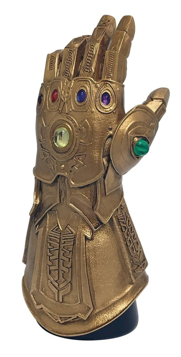 Marvel Avengers Infinity War Thanos Infinity Gauntlet Desk Monument