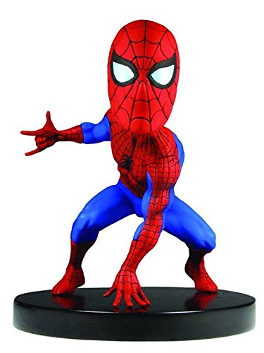 Marvel Classics Head Knocker Spider-man -  Kryptonite Character Store