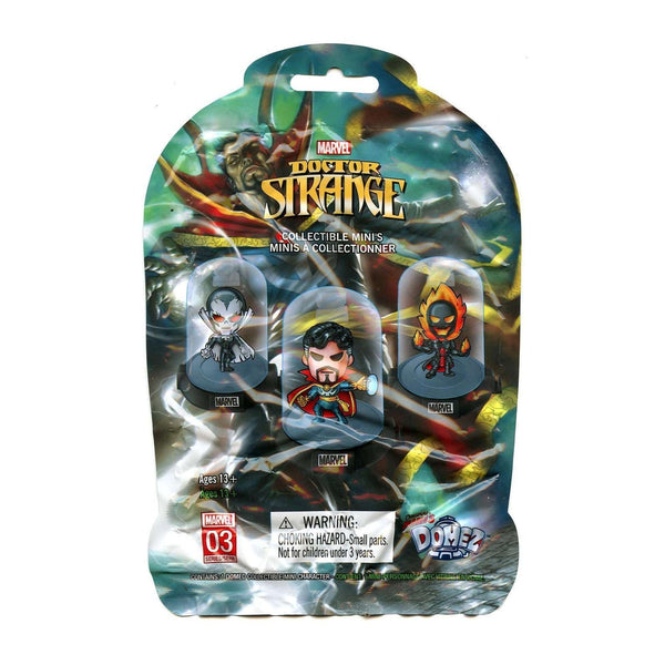 Marvel Dr. Strange - Mystery Dome Collectible Mini's - Kryptonite Character Store