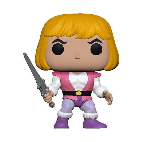 Masters of the Universe Prince Adam Funko Pop! Vinyl - Kryptonite Character Store