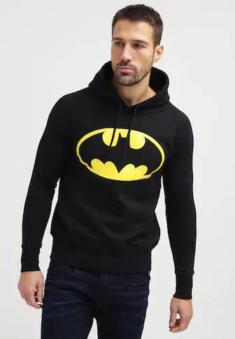 Hoodie Batman Hooded Casual Fall Winter Warm Sweatshirts