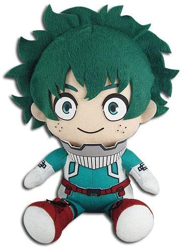 "My Hero Academia- Midoriya 02 Plush 7"" - Kryptonite Character Store"