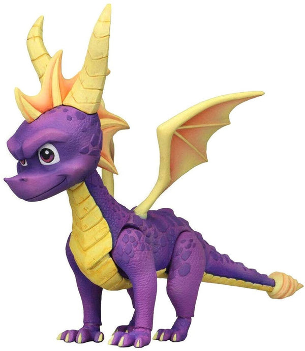 NECA Spyro The Dragon Reignited Trilogy 20cm Action Figure- Kryptonite Character Store