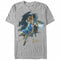 Legend Of Zelda Breath Of The Wild Link Archer Jump Shot C1 T-Shirt