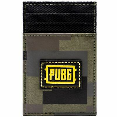Player Unknown Battlegrounds (PUBG) Card Wallet - Kryptonite Character Store
