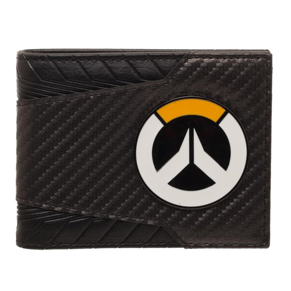 Overwatch Logo Bi-Fold Wallet - Kryptonite Character Store