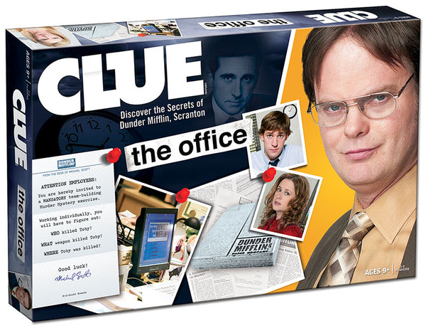 CLUE®: The Office