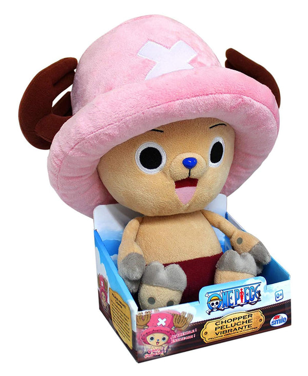 One Piece Chopper 10 Inch Rumbling Plush
