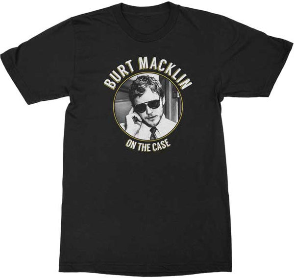 Parks and Recreation Burt Macklin on The Case T-shirt