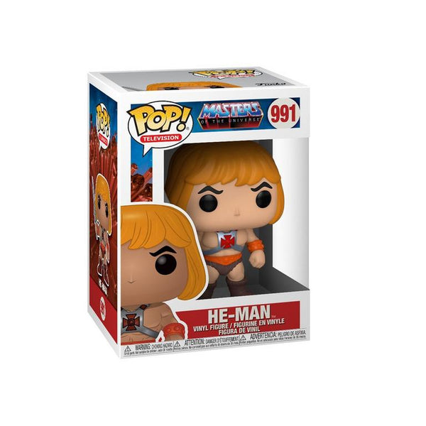 POP! Animation: Masters of the Universe He-Man 10'' Super Size Pop