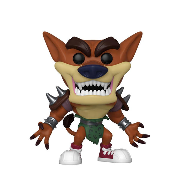 POP! Games: Crash Bandicoot Series 3 Tiny Tiger
