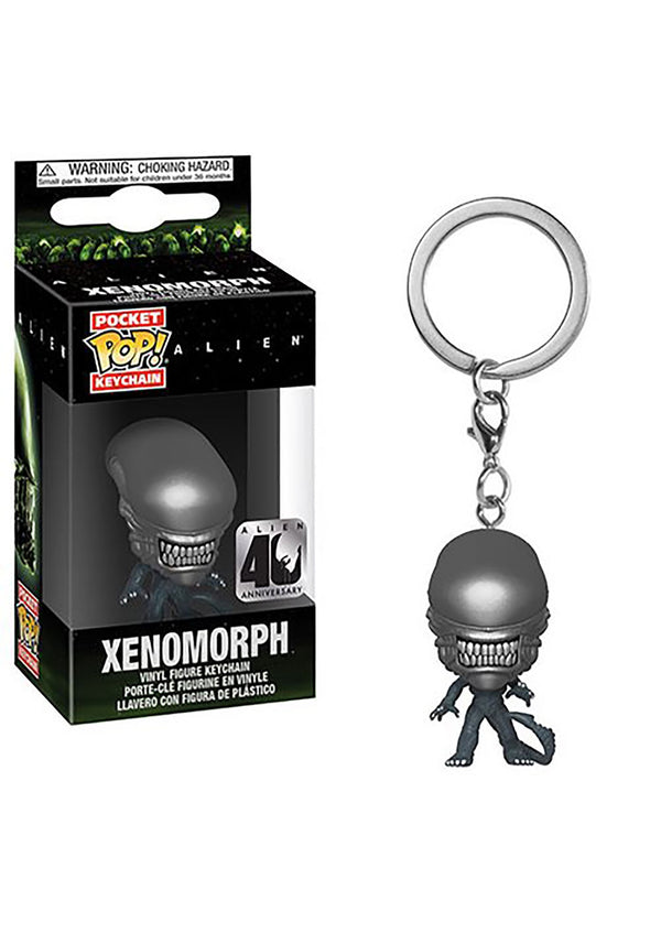 Alien 40th- Xenomorph- Pop Keychain