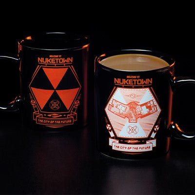 Call Of Duty Nuketown Heat Change 10oz. Mug - Kryptonite Character Store