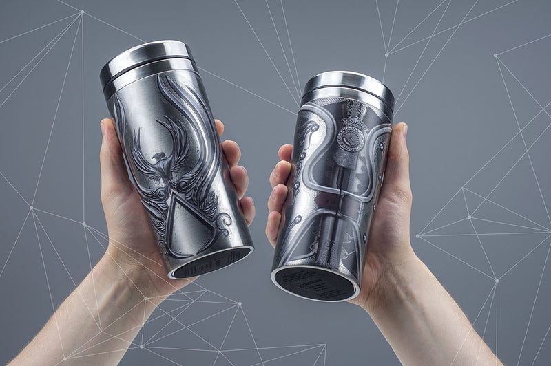 Assassin's Creed Stainless Steel 15oz Travel Mug - Kryptonite Character Store