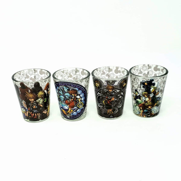 Disney kingdom Classic Mini Glass Set - Kryptonite Character Store