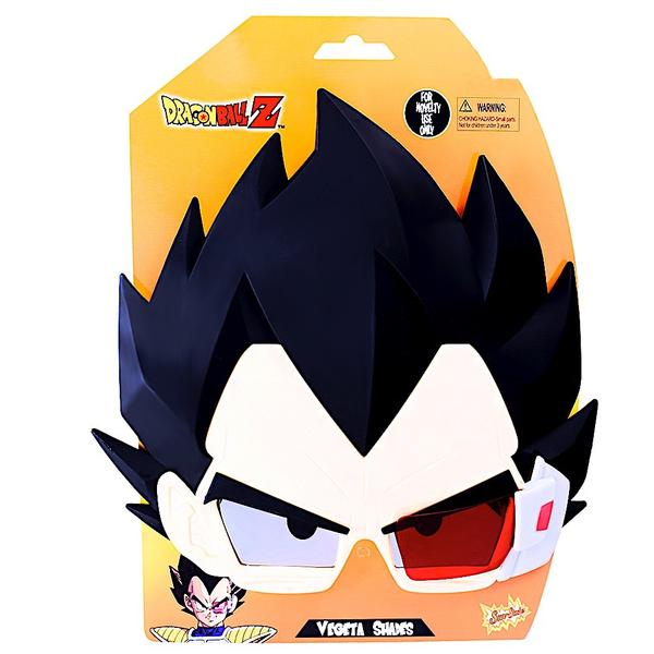 Dragon Ball Z - Vegeta Cosplay Sunglasses - Kryptonite Character Store