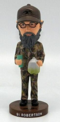 Duck Dynasty Si Robertson Bobblehead - Kryptonite Character Store