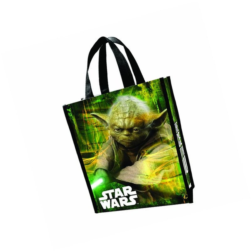 Star Wars Yoda Small Recycled Shopper Tote- Kryptonite Character Store