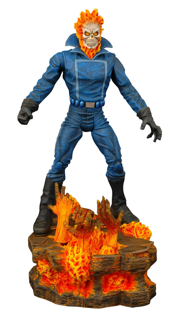 Marvel - Ghost Rider Select Action Figure - Kryptonite Character Store