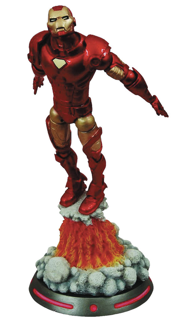 Marvel - Iron Man Select Action Figure - Kryptonite Character Store