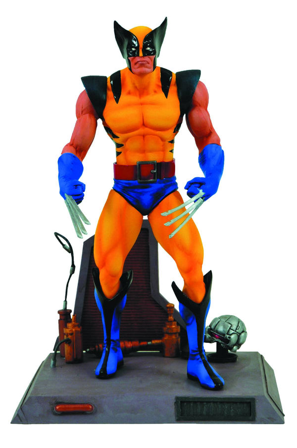 Marvel - Wolverine Select Action Figure - Kryptonite Character Store