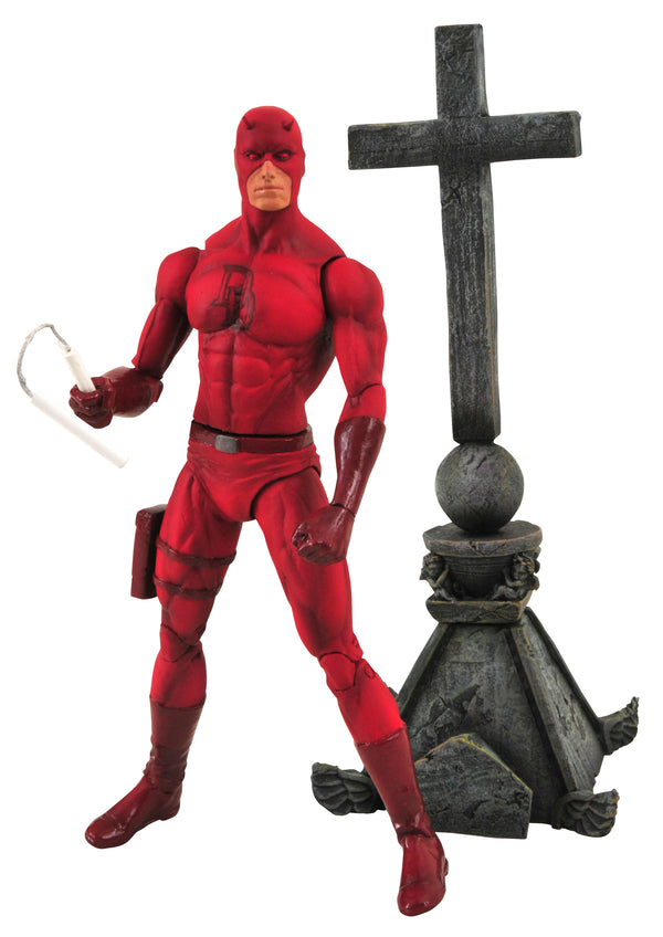 Marvel - Daredevil Select Action Figure - Kryptonite Character Store