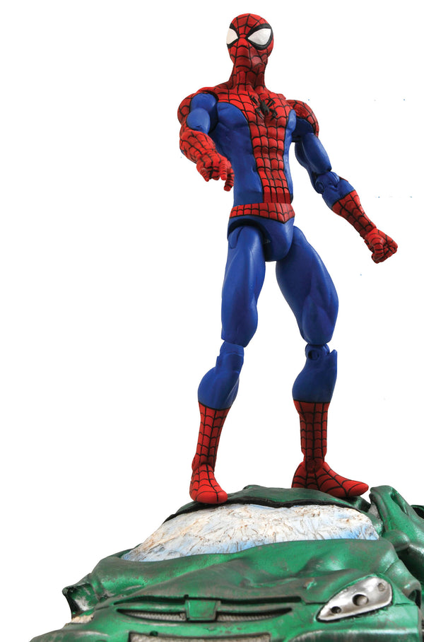 Marvel - Spider-Man Select Action Figure - Kryptonite Character Store