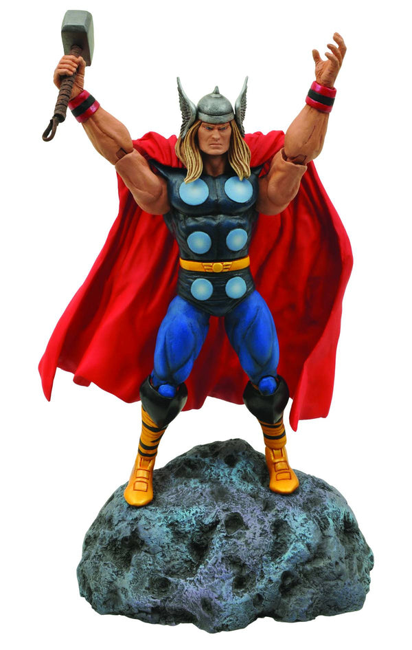 Marvel - Thor Classic Select Action Figure -Kryptonite Character Store